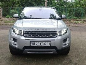 Land Rover Range Rover Evoque 2.2L Pure AT 2014 for sale