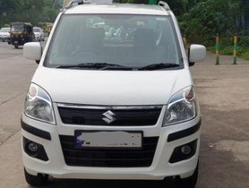 Used Maruti Suzuki Wagon R AMT VXI Option AT 2017 for sale