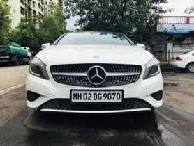 Used Mercedes Benz A Class A180 Sport 2014 AT for sale