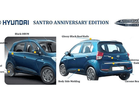 Hyundai Santro Anniversary Edition Priced at Rs 5.12 Lakh