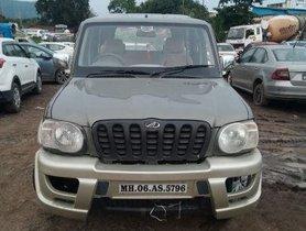 2008 Mahindra Scorpio M2DI MT for sale at low price