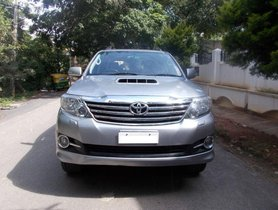Used 2016 Toyota Fortuner 4x4 AT for sale