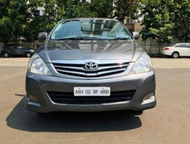 2010 Toyota Innova MT 2004-2011 for sale