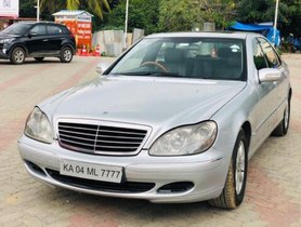 Mercedes Benz S Class 280 AT 2003 for sale