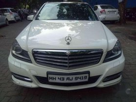 Mercedes-Benz C-Class 250 CDI, 2012, Diesel AT for sale