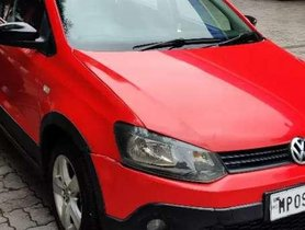 Used Volkswagen Cross Polo 1.2 TDI MT at low price