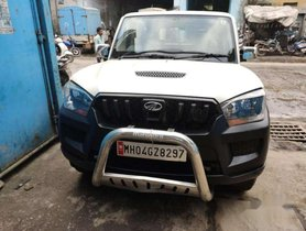 Used 2015 Mahindra Scorpio M2DI MT for sale