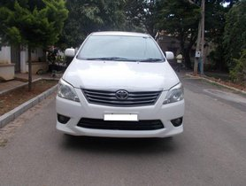 Toyota Innova 2012-2013 2.5 GX (Diesel) 7 Seater MT for sale