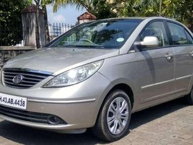 Tata Manza Aura (ABS), Safire BS-IV, 2010, CNG & Hybrids AT for sale