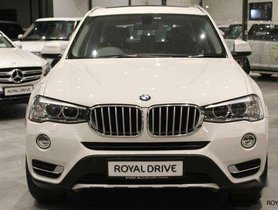Used BMW X3 xDrive 20d xLine 2017 AT for sale