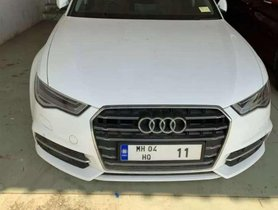 2016 Audi A6 MT for sale