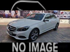 2013 Mercedes Benz E Class MT for sale