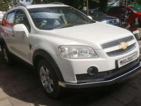 Used Chevrolet Captiva LT MT for sale at low price