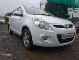 Used Hyundai i20 Asta MT car at low price