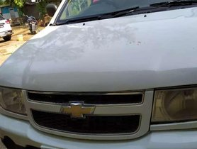 Used Chevrolet Tavera MT  car at low price