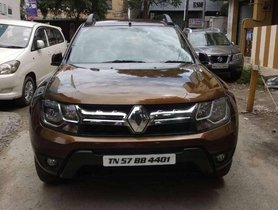 Renault Duster 85 PS RxE Diesel, 2016, AT for sale