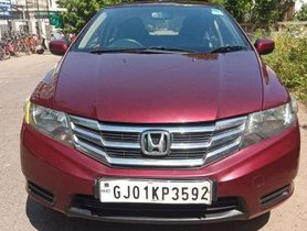 Used Honda City i-VTEC S 2012 MT for sale