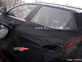 Kia QYI Compact SUV Spotted In India