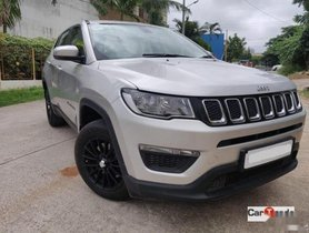 Jeep Compass 2.0 Sport MT for sale