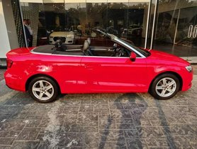Used 2018 Audi A3 Cabriolet AT for sale