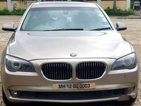 2011 BMW 7 Series AT for sale