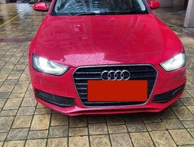 2013 Audi A4 MT for sale
