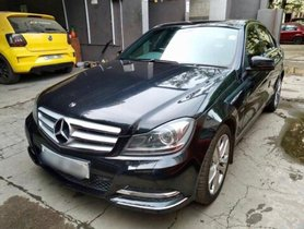 Used Mercedes Benz C-Class C 220d Avantgarde Edition C AT 2012 for sale