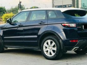 Used Land Rover Range Rover Evoque AT car at low price