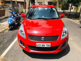 Used Maruti Suzuki Swift ZDI MT car at low price