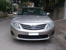 Toyota Corolla Altis 2008-2013 1.8 J MT for sale