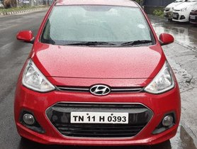 Used 2014 Hyundai Xcent MT for sale