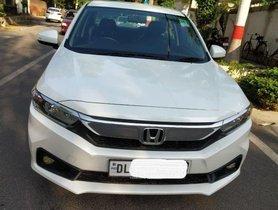 Used Honda Amaze S Petrol MT car at low price