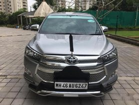 Used 2016 Toyota Innova Crysta 2.4 G MT for sale