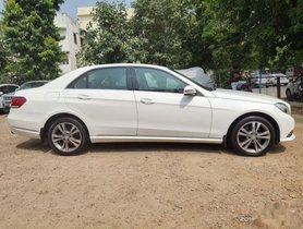 Used Mercedes Benz E-Class AT 2013-2015 car at low price