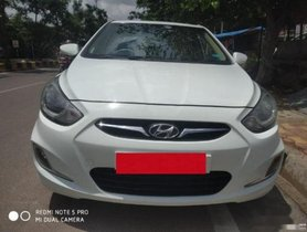 Hyundai Verna 2012 MT for sale
