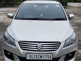 Maruti Ciaz 2014-2017 RS ZXi Plus MT for sale