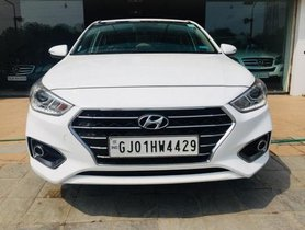 2018 Hyundai Verna MT for sale
