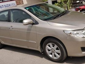 Toyota Corolla Altis 2008-2013 Diesel D4DG MT for sale