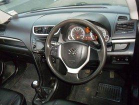 Used Maruti Suzuki Swift car ZXI MT at low price
