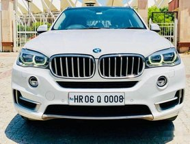 Used BMW X5 AT car at low price