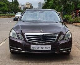 Mercedes Benz E-Class 2009-2013 E250 CDI Elegance 2011 AT for sale