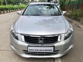 Used Honda Accord 2.4 AT 2008 for sale