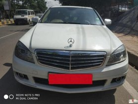 Mercedes Benz C-Class 220 CDI AT 2008 for sale