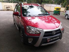 Toyota Etios Cross 1.4L VD MT 2014 for sale