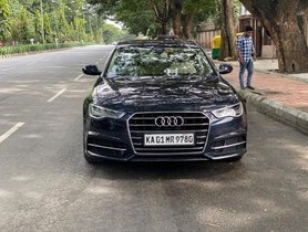 Used Audi A6 35 TDI AT car at low price