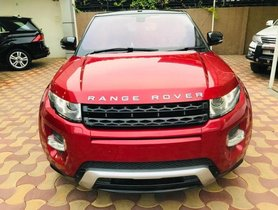Land Rover Range Rover Evoque 2011-2014 2.2L Dynamic AT for sale