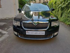 2010 Skoda Superb AT for sale at low price