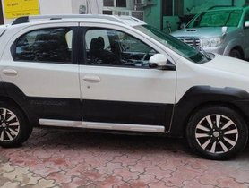 2014 Toyota Etios Cross MT for sale at low price
