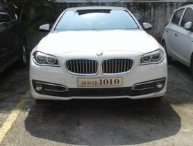 BMW 5 Series 2013-2017 2016 AT for sale