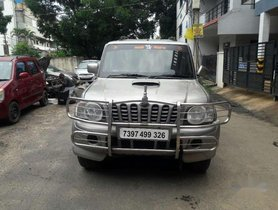 Mahindra Scorpio SLX 2.6 Turbo 8 Str, 2007, Diesel MT for sale